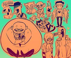Off Mortis Ghost, Off Game, Over The Rainbow, Cute Kids, Google, Rpg, Cute Babies