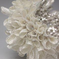 Junko Mori: A Silver Organism; Star Urchin