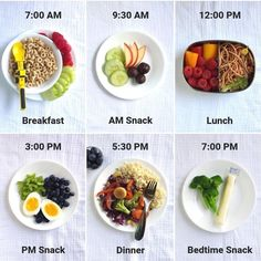 eat small meals 5 times a day sample menu plan in 2019