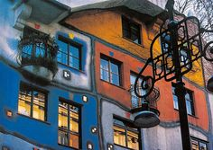 Hundertwasserhaus wien - Buscar con Google