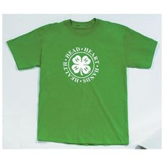 4-hmall.org - Product: Clover Round Logo T-Shirt
