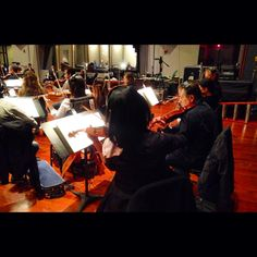 another #music #soundtrack #moviescore #filmmaker #orchestra #strings #violins #cello #bass #jermainestegall #thankful