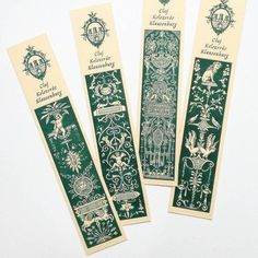 New color variant for these delightful Renaissance decoration bookmarks. Owl Earrings, Travel Souvenirs, Halloween Accessories, Baby Owls, Message Card, Animal Jewelry, Red And Grey, Coat Of Arms, Leather Jewelry