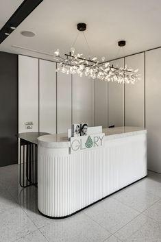 #receptiondesk #frontdesk #salonreceptiondesk #salonfurniture #officefurniture #furniture #dowtop