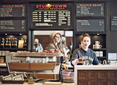 Stumptown Coffee Roasters / Laura Dart