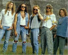 Def Leppard the whole Lot of them Backstage with Jaqueline Collen-Tarroly