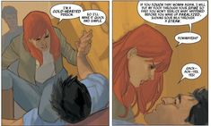 Black Widow (Nathan Edmundson and Phil Noto, 2014) | 13 Comics That Smash The Patriarchy.