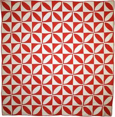 Beth Donaldson: Quiltmaker: Red and White Quilt Show