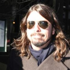 Love the Foo!  Dave Grohl