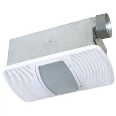 Buy the Air King White Direct. Shop for the Air King White 70 CFM HVI Certified Sone Exhaust Fan with Integrated Heater and Fluorescent Light from the Combination Heater Collection and save.