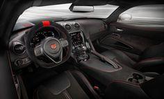 The Latest  2016 Dodge Viper ACR Car Interior Pictures