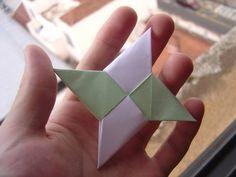 #Origami #Star #shuriken