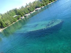 The eerie shipwrecks of Georgian Bay Vacation Travel, Vacation Trips, Lake Huron, Shipwreck, Lighthouses, Georgian, Travel Ideas, Ontario, Abandoned
