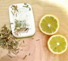 Mydielko s citrónovou trávou 🍋🍃🌱