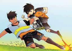 L'Equipe Z ou le Captain Tsubasa à la française - Actualités - jeuxvideo.com