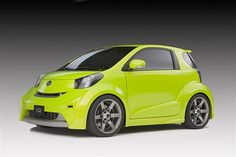 Image: Scion IQ (© Toyota)