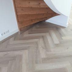 Ambiant Spigato Visgraat Beige 3504 PVC vloer