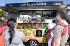 Otago Farmers Market - Saturday