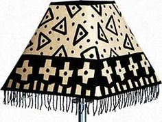 Hand Painted Lampshade