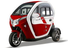 The e-Mobility E-Lord Tricycle for 2 or 3 people with speed (max): 45 km/h, charging time battery hours, price from € net (from € incl. Electric Tricycle, Electric Scooter, 3 Wheel Electric Bike, Electric Cars, Van 4x4, Three Wheel Motorcycles, Adult Tricycle, Microcar, Reverse Trike