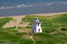 St. Peters Harbour Light, St. Peters Harbour, Prince Edward Island