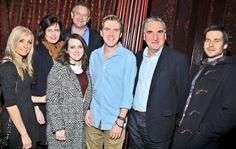 downton+abbey+season+4+premiere | Downton Abbey' cast members (including Joanne Froggatt, Elizabeth ...