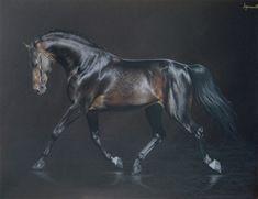 Silk Horse by Julyart on DeviantArt