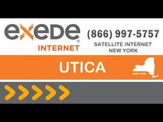Utica satellite internet - Exede Internet packages deals and offers best internet service provider in Utica New York.