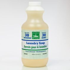 Soap Works Liquid Laundry Soap 950mL Natural Products, Pure Products, It Works, Laundry, Soap, Bottle, Laundry Detergent, Laundry Service, Soaps