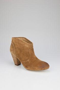 Marks bootie in cognac Report Footwear