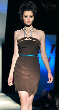 Collection 'W' by VinoSupraja - WALK Runway, Detroit - 2015