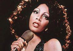 Loved her music. Donna Summer circa 1975