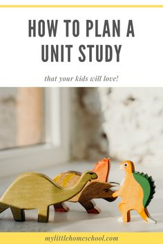 Unit studies are awesome for homeschool planning. And they're super easy to plan too! In this post I show you how. There's also a free printable to make plannng easier. #homeschool #unitstudies #unitstudy #homeschooling #mylittlehomeschool Learning Goals, Hands On Learning, Learning Activities, Plan A, How To Plan, My Litt, Study Planner, Unit Studies, Little Houses