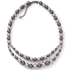 Worthington® Necklace, Pearl Strand - jcpenney