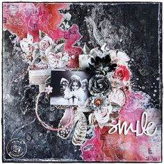My layout using the 'Rose Quartz' collection by @primamarketinginc  I loveee  this collection so much!  I used the Prima metallic accent watercolors on this page and lots of gorgeous new Rose Quartz flowers.   Don't forget to visit Prima booth #1609 at Creativation for new releases!  @prima_mixedmedia  #primamixedmedia #primamarketing #primamarketinginc #frankgarciadesigns #mixedmedia #mixedmediaart #scrapbooking #layout #homedecor