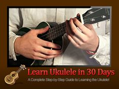 Ukulele Lessons for Beginners – Learn To Play Ukelele Songs. Let's face it... learning to play an instrument can be one of the most grindingly boring experiences you will ever have. Sure being the center of attention as you play fantastic tunes perfectly and with flair is cool. But if you have to spend literally a thousand hours practicing to get it that point is it really worth it?