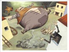 EL REI CARNESTOLTES I LA VELLA QUARESMA (Conte animat amb so) - YouTube