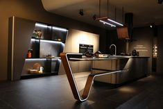 """Snaidero/Pininfarina : une nouvelle """"vision"""" de la cuisine - Cuisines et bains"""