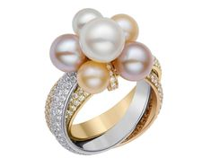 Cartier Reinvents the Famous Trinity Concept With Pearls (3)