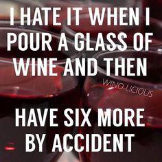 oops! #wine