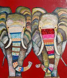 Fashion Colorful Elephant Printed Modern Minimalist Linen Cotton Cushion For Sofa Home Decorative Pillow Throw Almofadas Cojines Colorful Elephant, Elephant Love, Elephant Art, Elephant Paintings, Cartoon Elephant, Giraffe, Elephant Throw Pillow, Throw Pillows, Colorful Paintings