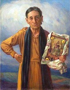 La promesa (1928)  Miguel Pou y Becerra