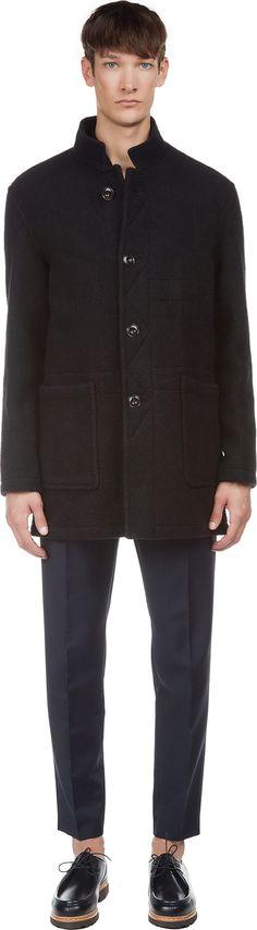 Duffle Wool Overshirt   Lemaire   LOIT