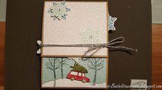stampin up Minialbum Weihnachten Winter Christmas Punch Stanzen Stempeln Basteln Scrapbooking Framlities