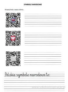 Polskie symbole narodowe - materiały na lekcje w klasach 1-3 - Education, Onderwijs, Learning