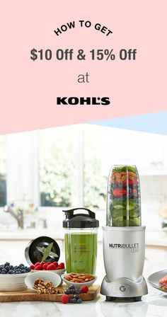 Kohl's coupon! $10 off $25 + extra 15% off through Labor Day