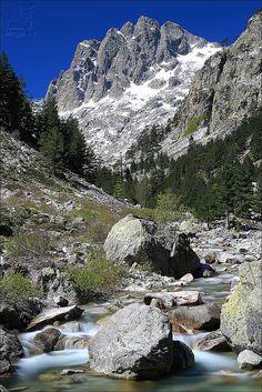 Vallée de la Restonica - Haute-Corse