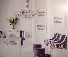 The perfect nail salon look | LUUUX