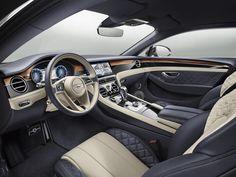 All-New Bentley Continental GT Is a Gran Turismo Extraordinare - The Drive Bentley Auto, Bentley Motors, Bentley Gt Speed, New Bentley, Bentley Flying Spur, Bentley Continental Gt Convertible, Bentley Continental Gt Speed, Porsche Panamera, Mercedes Benz