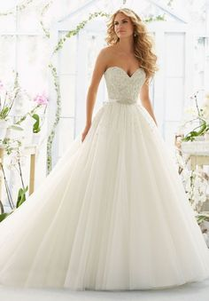 2017Sweetheart Sequin A-Line Wedding Dress Bridal Gown Custom Size 2-18   Clothing, Shoes & Accessories, Wedding & Formal Occasion, Wedding Dresses   eBay!